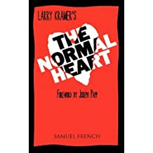 The Normal Heart by Larry Kramer (1985) Paperback