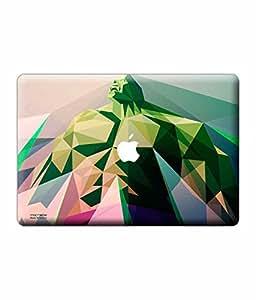 "Licensed Liam Brazier Hulk Laptop Skins For Macbook Pro 15"" (2016)"