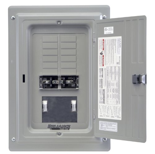 Generator Power Inlet (Reliance Controls Corporation trc1005C Innen Transfer)