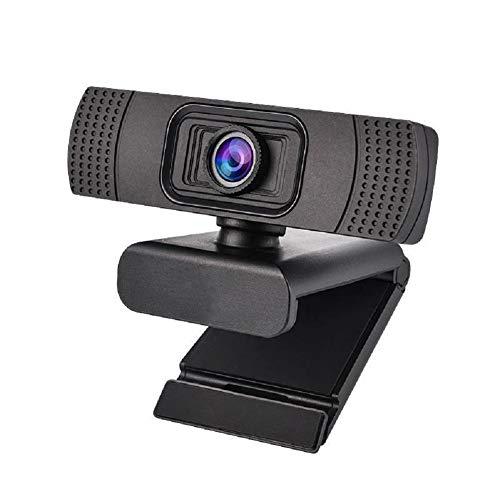 Linzec h603 drive-free macchina fotografica del computer, 1080p microfono incorporato hd fotocamera per desktop/laptop/tv