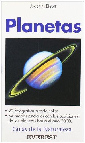 Planetas (Guías de la naturaleza de bolsillo) por Joachim Ekrutt