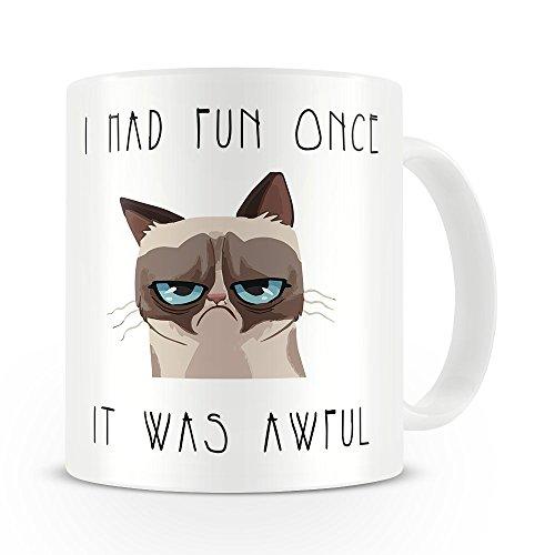 Grumpy Cat Tazza