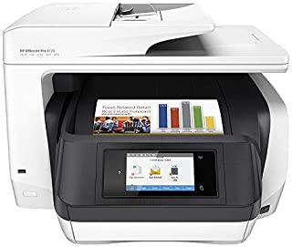HP Officejet Pro 8720 - Impresora multifunción color wifi fax, color blanco (B01E3UAO1M) | Amazon Products