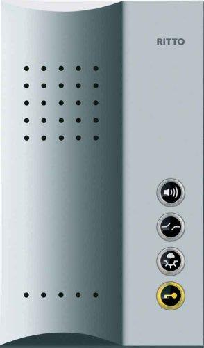 Preisvergleich Produktbild Ritto 1713270 Kompakt-Sprechstelle weiss