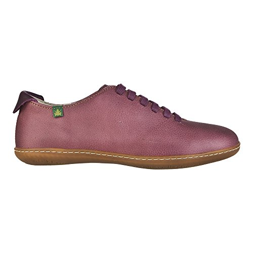 El Naturalista - Zapatos de cordones de Piel para mujer, color azul, talla 41