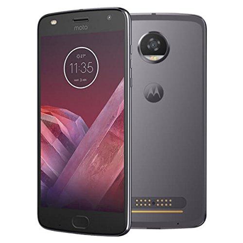 Motorola Moto Z2 Play 14 cm (5.5') 4 GB 64 GB Doppia SIM 4G Grigio 3000 mAh