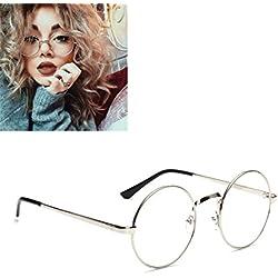 Monture de lunettes - Femme argent Silver