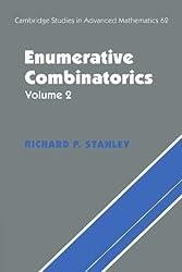 Enumerative Combinatorics: v. 2 (Cambridge Studies in Advanced Mathematics)
