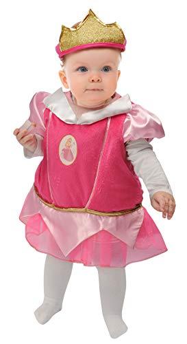 Kostüm Kleinkind Disney Aurora - Ciao Baby Prinzessin Aurora Badeanzug Disney Princess, 6-12 Monate, Rosa, 11259.6-12