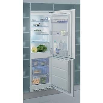 Whirlpool ART 458/A+/1 Intégré 234L A+ Blanc réfrigérateur-congélateur - réfrigérateurs-congélateurs (Intégré, Blanc, Droite, Acier, 234 L, 245 L)