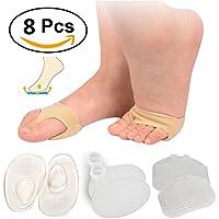 Metatarsal Pads Set–Relief Pads für Mittelfuß Fuß Pflanze Kissen Schmerzen in vorne Fuß & Morton-Neuralgie–... preisvergleich bei billige-tabletten.eu