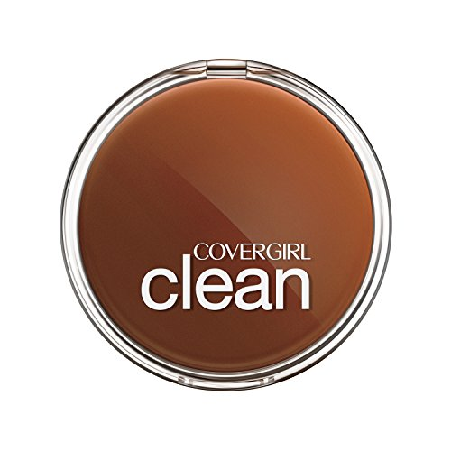 Cover Girl Soft Honey (Covergirl Clean Normal Skin Pressed Powder #155 Soft Honey)