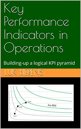 Key Performance Indicators in Operations: Combine Throughput, Operating Expense and Investments in the iso-ROI model (English Edition)