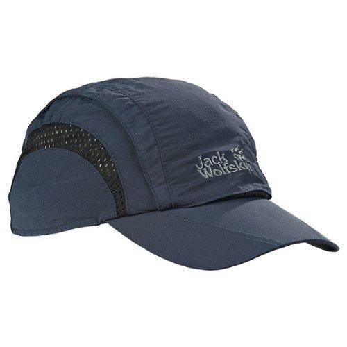 Jack Wolfskin Kappe Vent Pro Cap, Night Blue, M, 19222-1010003