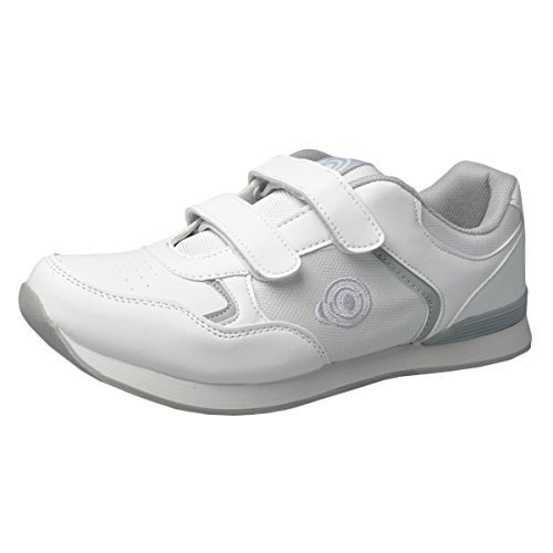 Dek Kitty & Lady Skipper Damen Bowlingschuhe White - Velcro