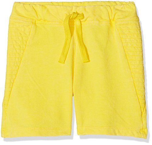 NAME IT Baby - Jungen Shorts NMMJOSH Baggy UNB SW, Gelb Empire Yellow, 80
