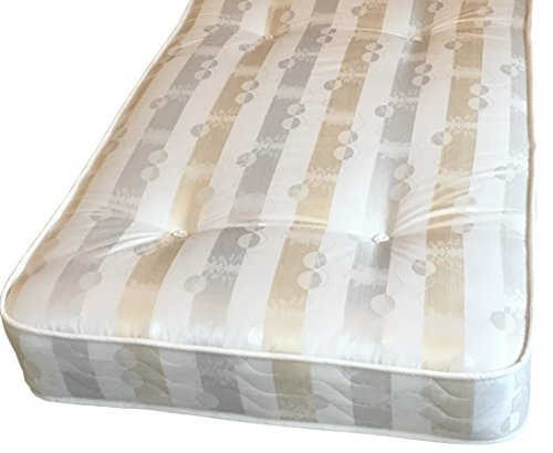 2ft6 small single mattress (75 x 190 cm) Micro Quilted, The Saffron exclusive to eXtreme Comfort uk ltd