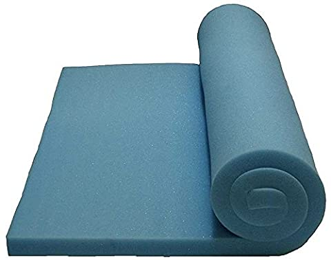 High density firm upholstery foam 60x20x1/2