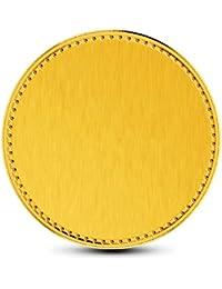 Zaamor Diamonds 5 gm, 24k (999) Yellow Gold Precious Coin