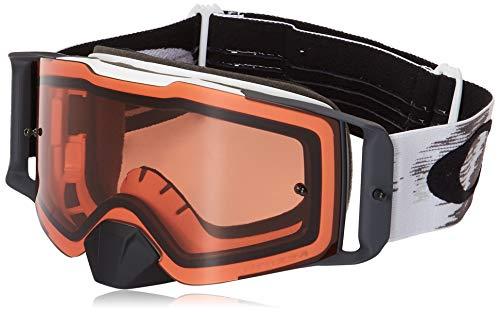 Oakley Front Line MX Brille Weiß