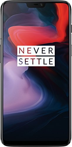 OnePlus 6 (Midnight Black 8GB RAM + 256GB Memory)