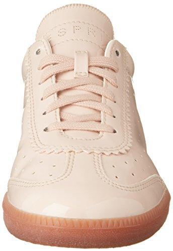 Esprit Trainee, Sneakers Basses Femme Beige (Nude 686)