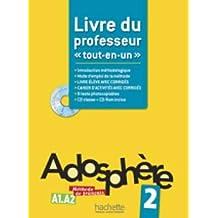 Adosphère 2 - Livre du professeur + CD-Rom encarté