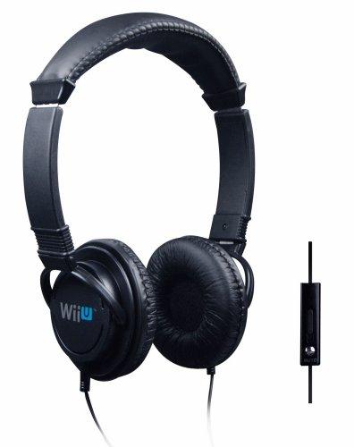 Venom Stereo Chat Headset Officially Licensed für Wii U