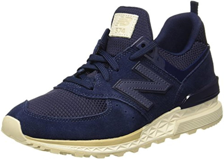 New Balance MS574 FSL D Sport Sneaker  Billig und erschwinglich Im Verkauf