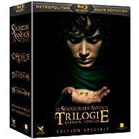 Coffret Trilogie Le Seigneur des Anneaux - 15 disques