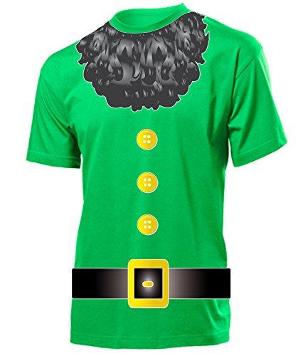 Zwerg 4515 Karneval Kostüm Herren T-Shirt Zwergen