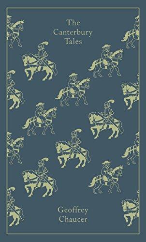 The Canterbury Tales - Clothbound Classics (Penguin Clothbound Classics)