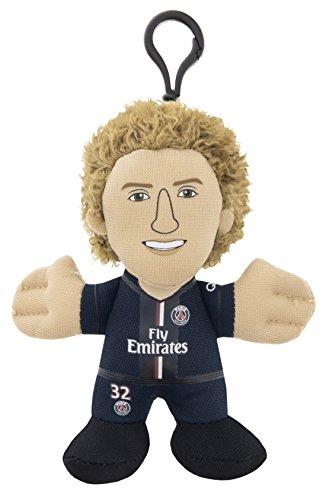 Poupluche Mini David Luiz 10 cm - Paris Saint-Germain/Saison 2014/15