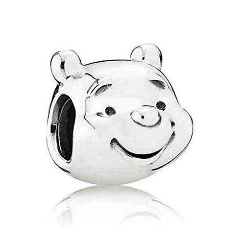Pandora Charm Disney Winnie Puuh 925 Sterlingsilber 791566 - Charms Disney Pandora Silber