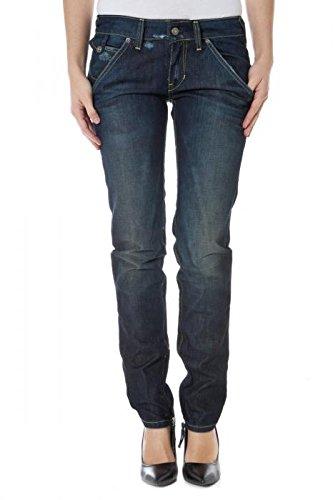 Element Damen Jeans (Zu Elements ZUELEMENTS Z170270040231F LELA Denim Jeans Damen blau 3750 25)