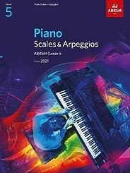 Piano Scales & Arpeggios, ABRSM Grade 5: from