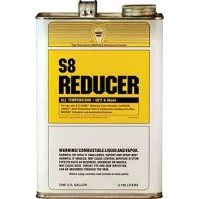 Preisvergleich Produktbild Magnet Paint S8-01 Chassis Saver Reducer 1 Gallon Can by Magnet Paint & Shellac