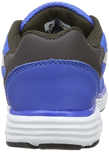 Hi-Tec Pajo, Multisports outdoor mixte enfant Bleu (Royal/Grey/Silver 031)