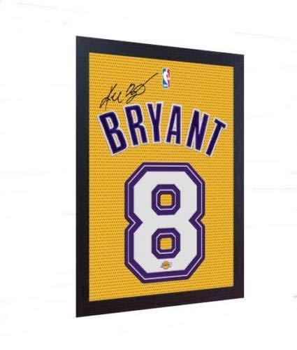 SGH SERVICES Kobe Bryant LA Lakers - Autógrafo NBA