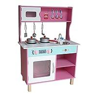 Kiddi Style Large Modern Wooden Kitchen & Accessories