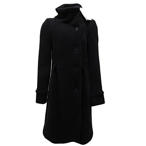 0072M cappotto bimba nero PINKO lana giacche jackets kids [10 YEARS]
