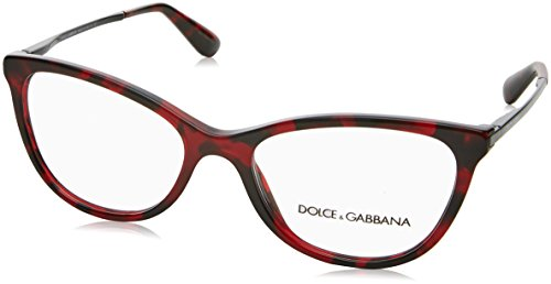 Dolce & Gabbana Gestell 3258_2889 (58.7 mm) rot
