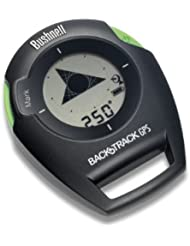 Bushnell Backtrack G2 - GPS, negro y verde