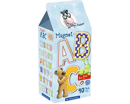 Die Spiegelburg Magnet-ABC LIEBEN SI Sieben