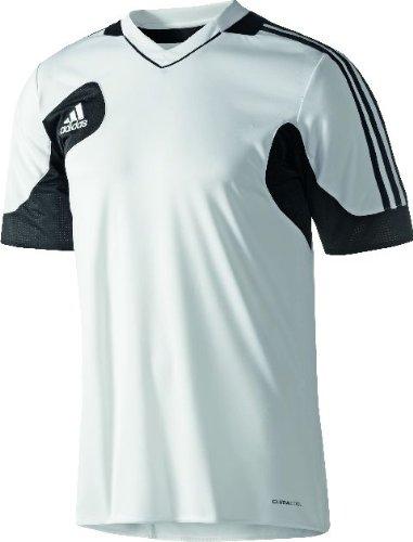 adidas Herren Jersey Condivo 12 Training, white/black, 4, X16877 Condivo 12 Training