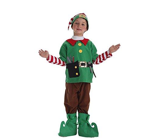 Imagen de llopis  disfraz infantil elfo t s