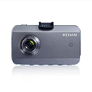 "KEHAN KH905-70V Super HD 2560*1080 2304*1296 Car DVR Dash Cam Dashboard Camcorder Camera Video Recorder Black Box 175 Degree Super Wide Diagonal Viewing Angle 3.0"" LCD Screen Ambarella A7LA70+OV4689 with G-Sensor HDR Nightvision Motion Detection 6-Glass Lens"