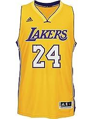 adidas Herren Basketball Los Angeles Lakers Swingman Trikot