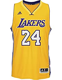adidas Los Angeles Lakers NBA Swingman Trikot Camiseta 3af6b3d5859