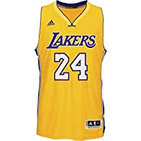 adidas Basketball los Angeles Lakers Swingman Trikot Camiseta, Hombre